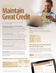 Great Credit